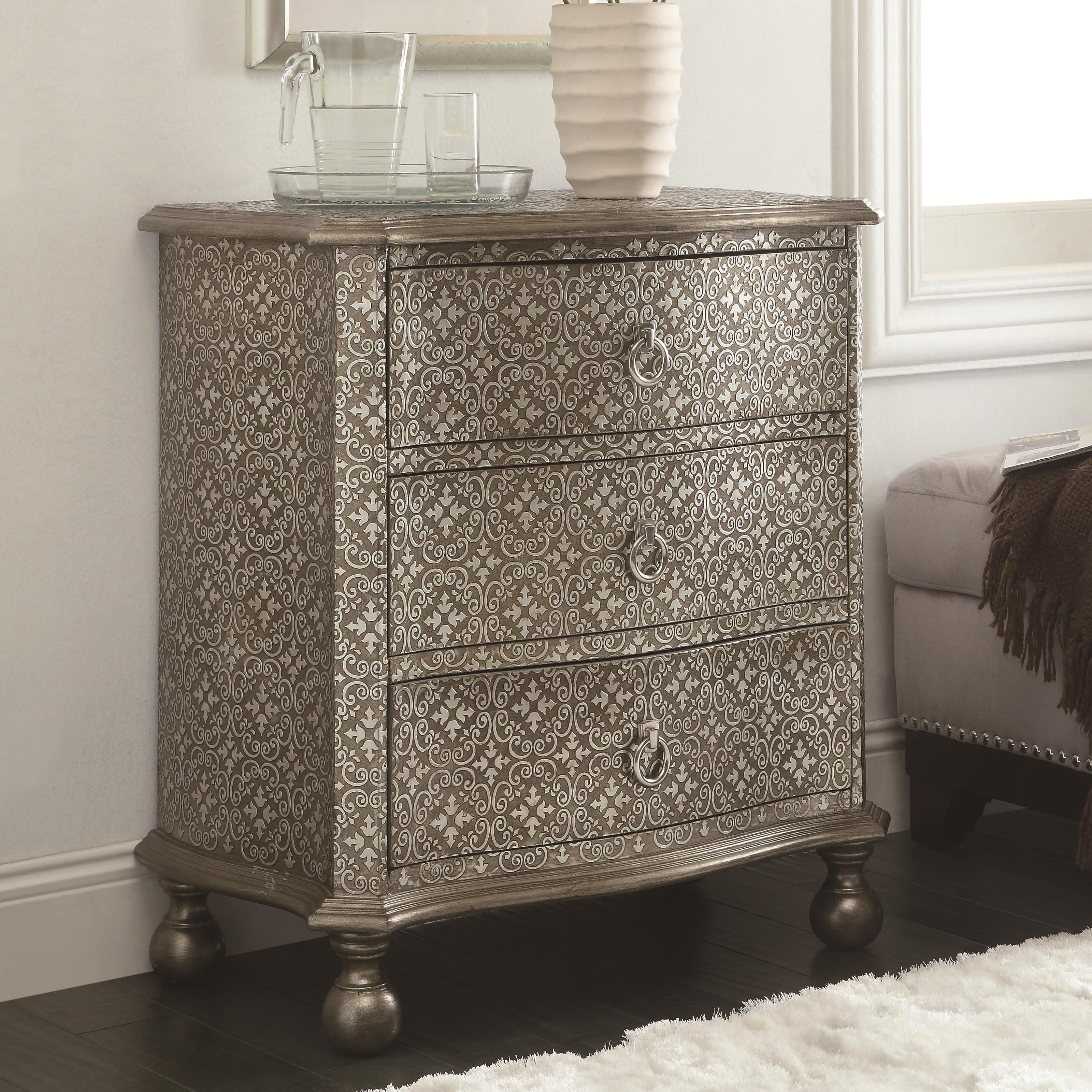 Best This Accent Cabinet Will Surely Make A Statement Piece In 400 x 300