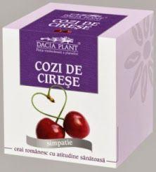 ceai din cozi de cirese pentru slabit)
