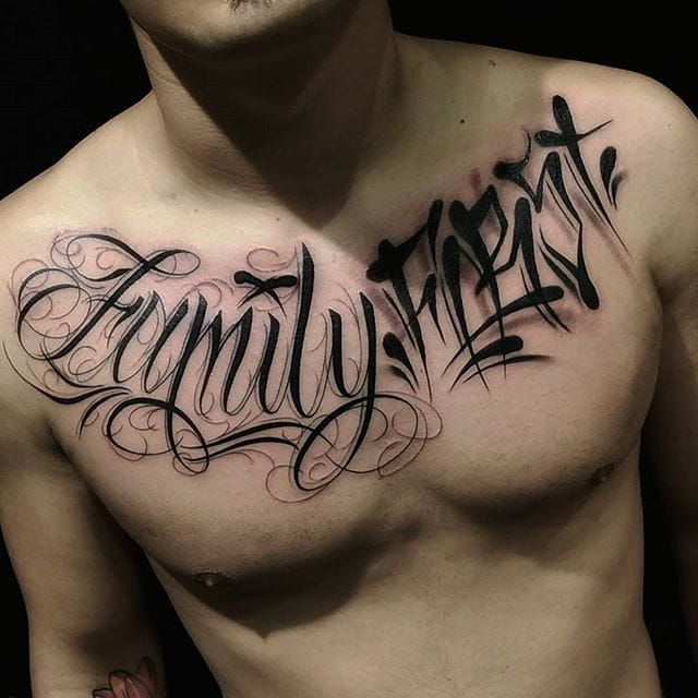 Lettering Tattoo By Web Mc Lettering Script Chicano Classiclettering Webmc Tattoo Fonts Chicano Tattoos Lettering Tattoo Lettering