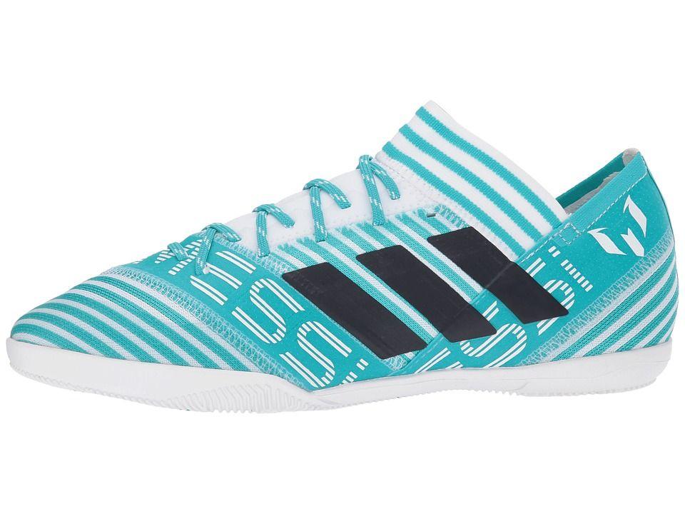 adidas Nemeziz Messi Tango 17.3 IN Men's Soccer Shoes Footwear White/Legend  Ink F17/