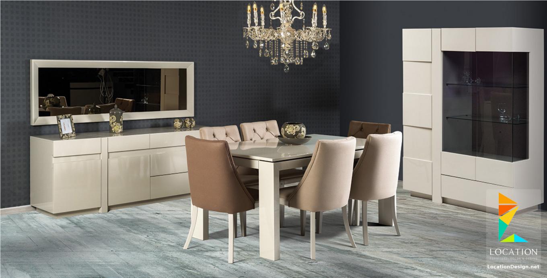 اشكال غرف سفره مودرن من أحدث موديلات غرف السفرة 2019 Shoe Storage Cabinet Kitchen Design Home Decor