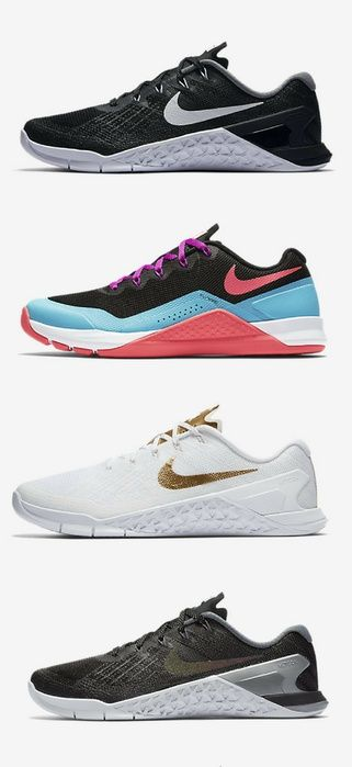 Nike The BEST cross training shoes for weight lifting and