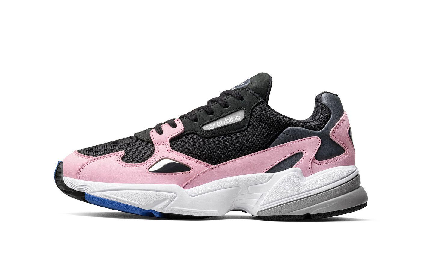 adidas Originals Falcon Dorf Runner Pink First Look | HYPEBEAST