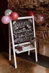 Unsere Hochzeitsparty in der Brentanoscheune