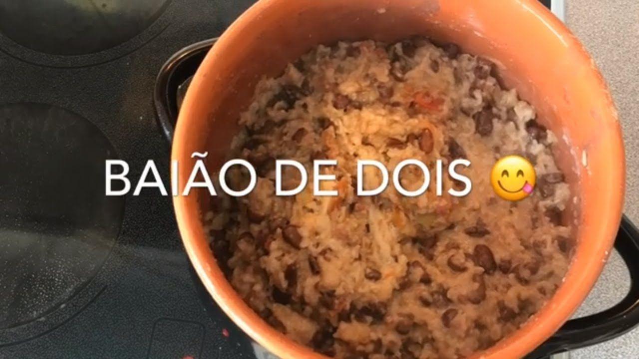 Baiao De Dois Carne Ao Forno Janta Comigo Elionair Uchoa
