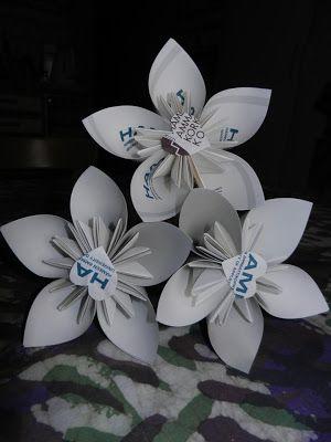 punos-sidos-silmukka: Kusudama -kukka vahvistaa säännöt!