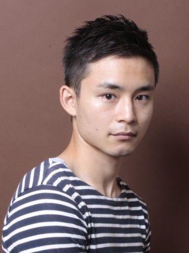 メンズの王道ヘアスタイル ベリーショート特集 メンズファッションメディア Otokomae メンズ ヘアスタイル 髪型 メンズ ビジネス ベリーショート 黒髪