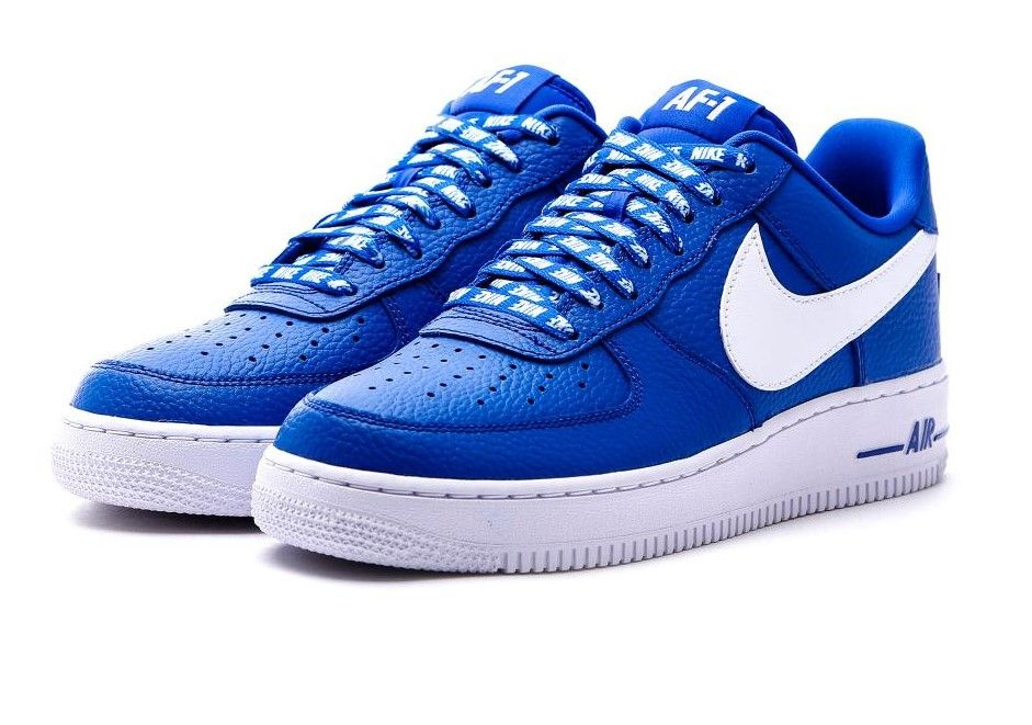Nike White Nike Air Force 1 Low Nba Pack