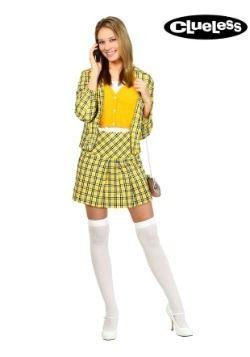 Clueless Cher Womens Costume Clueless Costume Cher Clueless Costume Clueless Halloween Costume