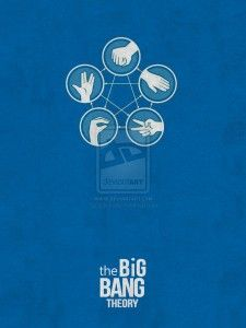 big_bang_theory_minimal_poster_by_gule3008-d4vei9q