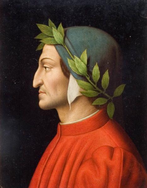 Dante Alighieri portrait