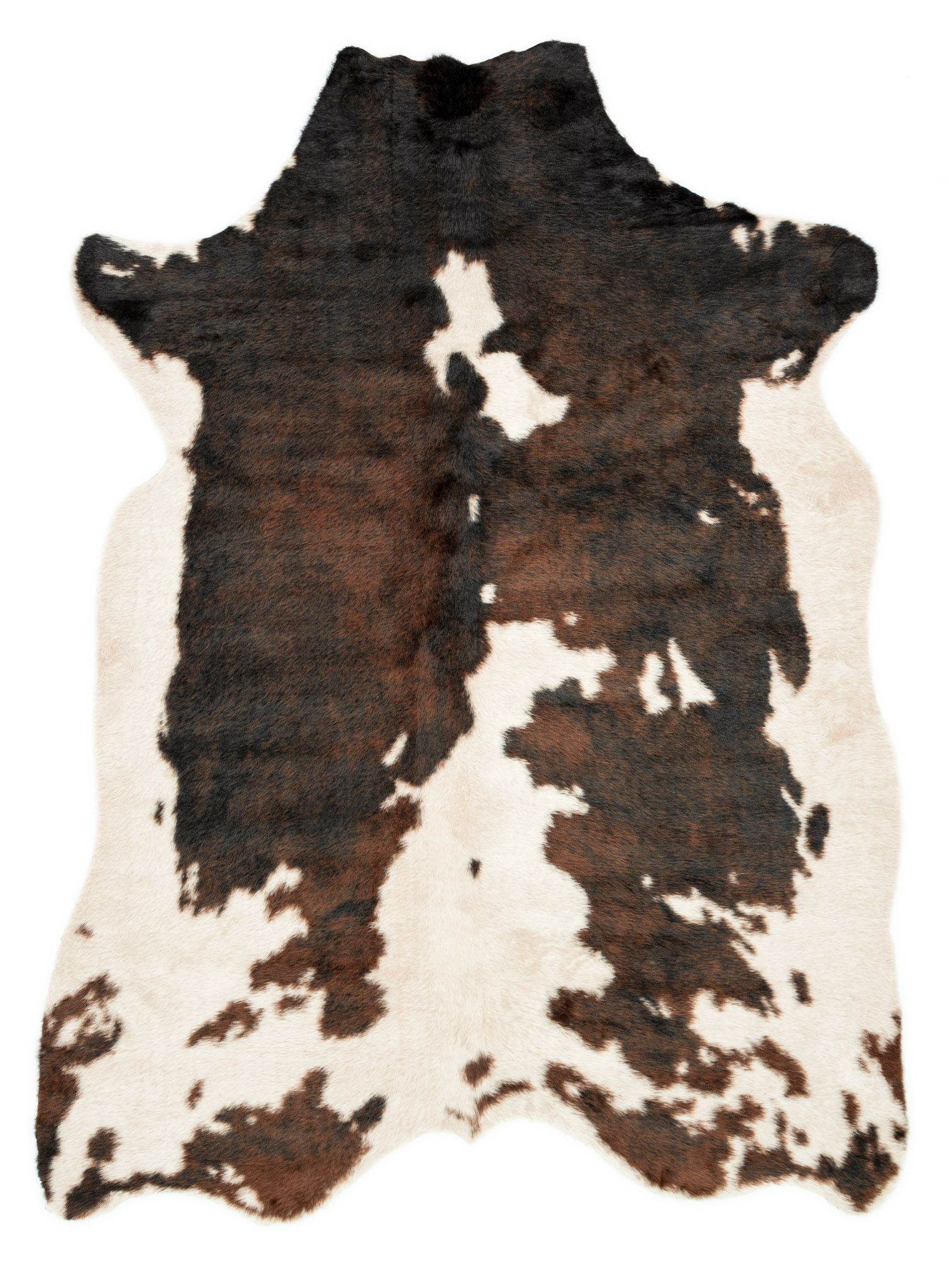Brown Dash Faux Cowhide Rug Products I Love Faux