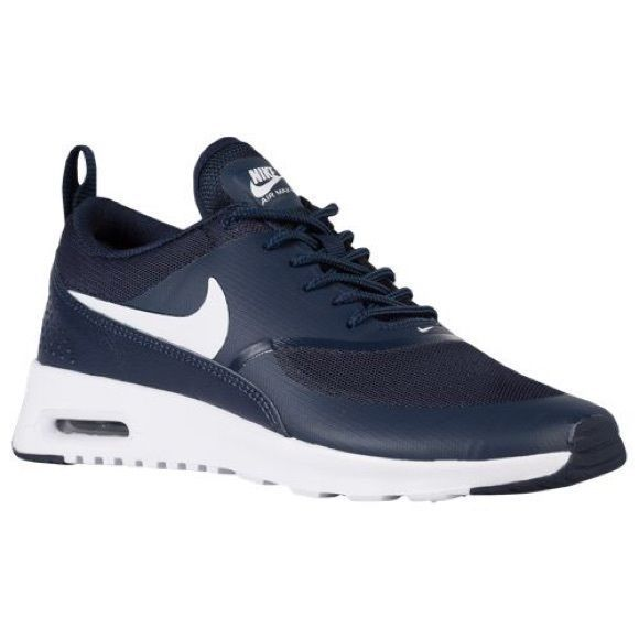 Tendance Basket 2017 C Nike Air Max Thea in in navy new in in box 99a0d5