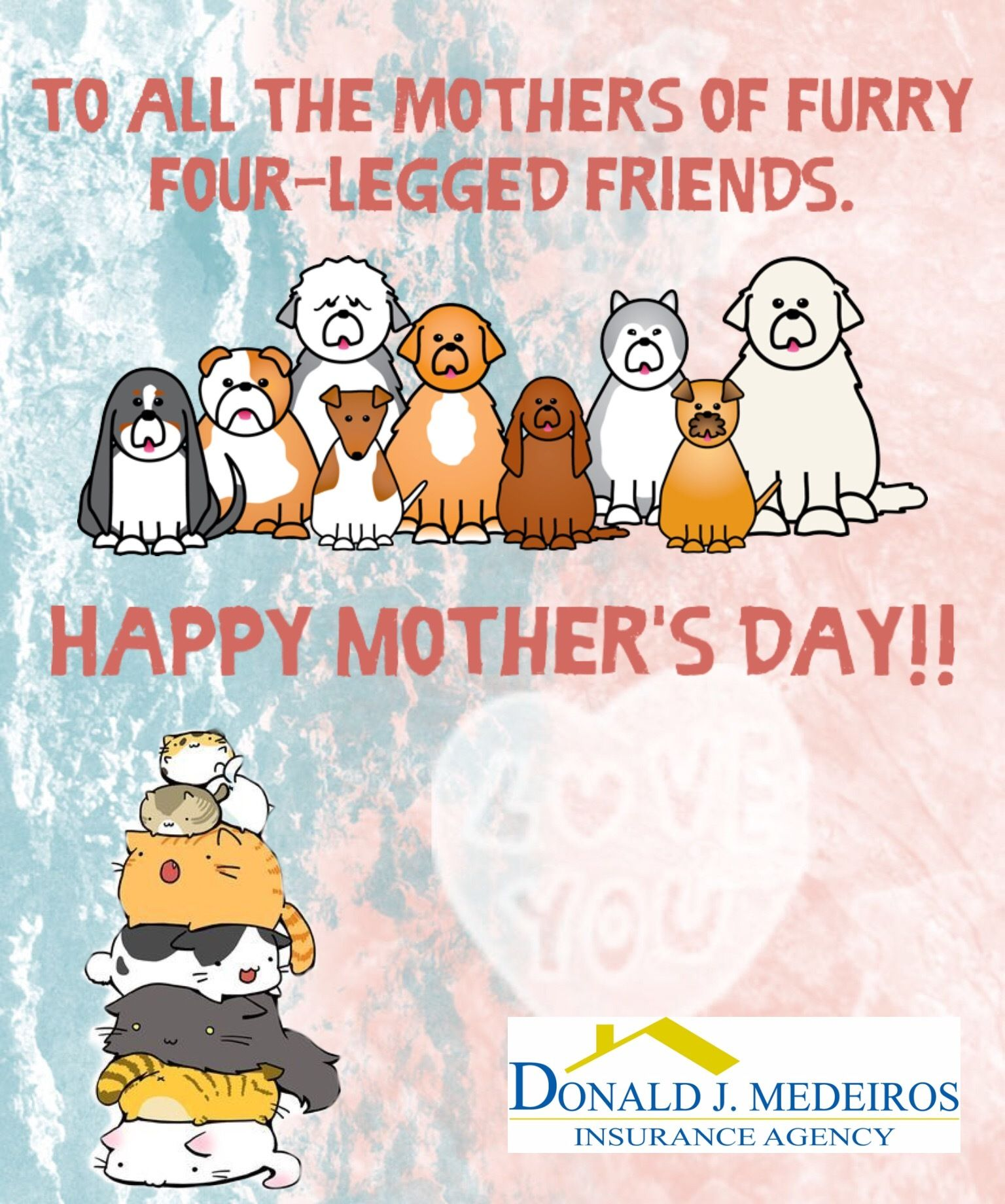 Happy Mother's Day! Insurance agency, Business insurance