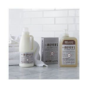 Mrs Meyer S Clean Day Lavender Laundry Essentials Cleaning
