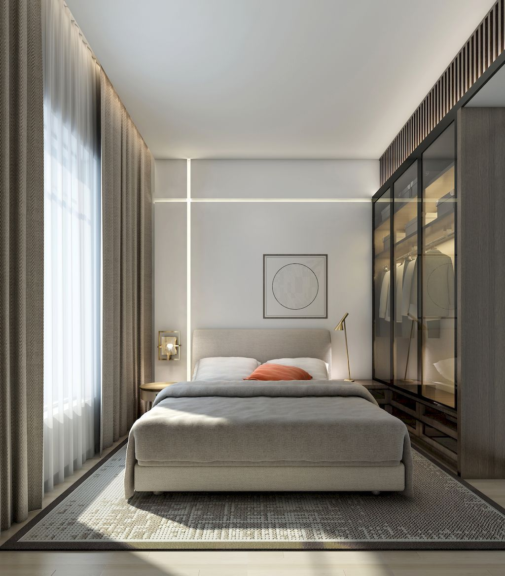 Beautiful Master Bedroom Decorating Ideas 62: 62 Minimalist Master Bedroom Decorating Ideas #bedroom