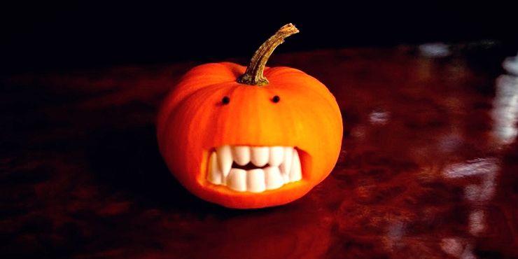 Cosas Que Puedes Hacer Este Halloween Con Una Mini Calabaza Decoración De Halloween Diy Caras De Calabazas Decoraciones De Halloween Caseras