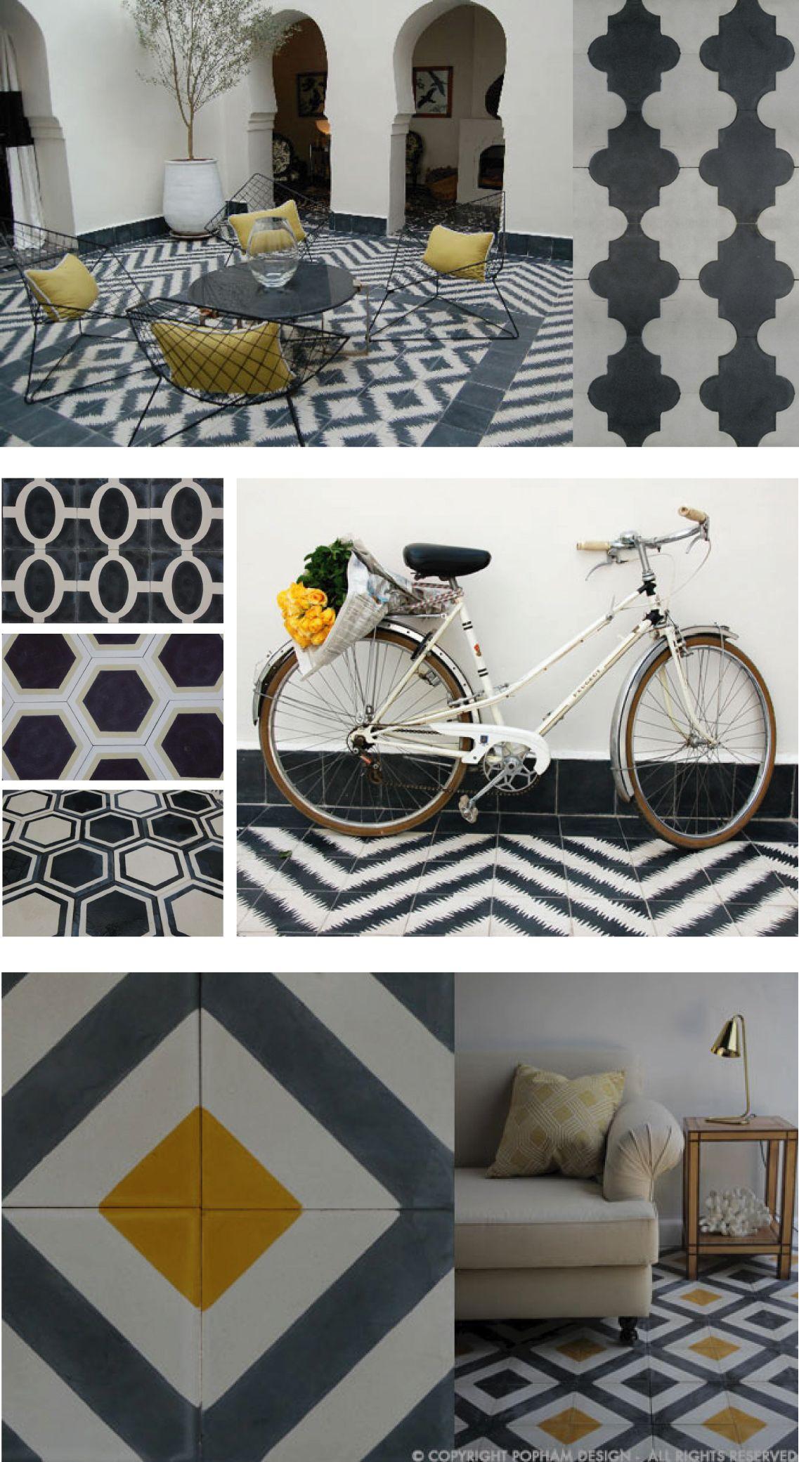 Floor popham design floor tiles tiles bathroom flooring e stone tiles - Piastrelle simili al parquet ...