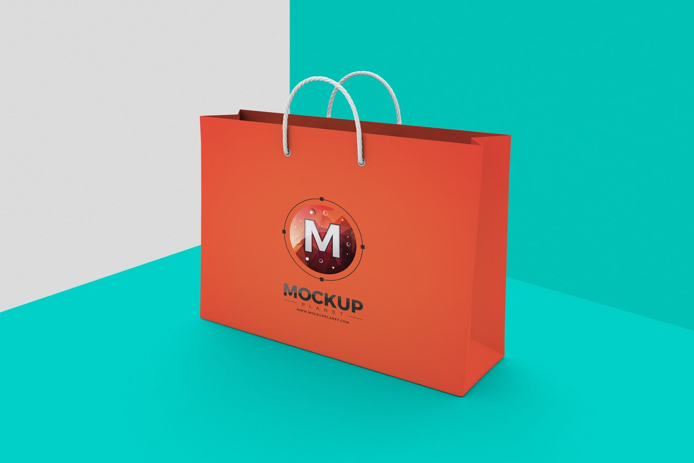 Download Shopping Bag Mockup On Texture Background Bag Mockup Textured Background Calendar Design