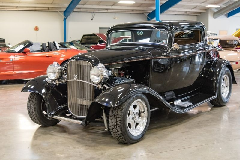 1932 Ford 3 Window For Sale In Salem Ohio Old Car Online Cars