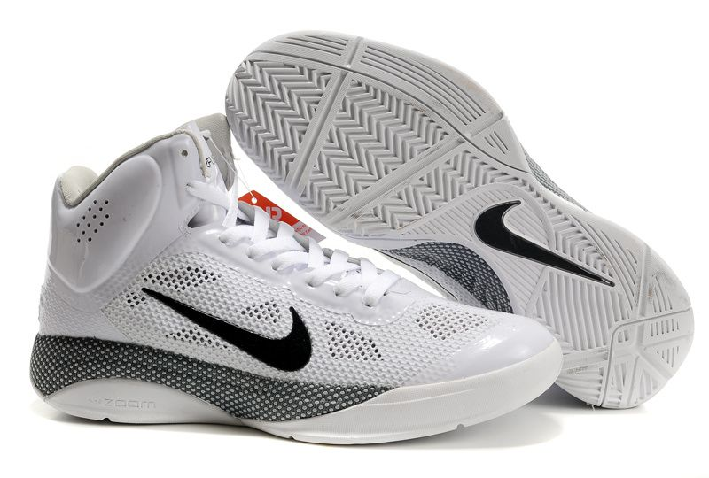 cb1fd09c8c75 Nike Zoom Hyperfuse XDR White Black