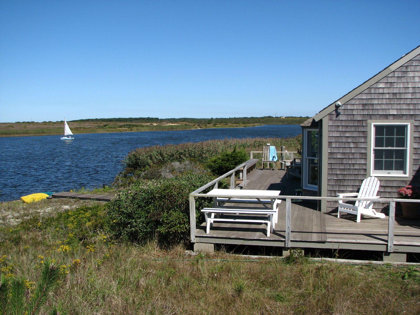 Our Nantucket cottage, Bufflehead