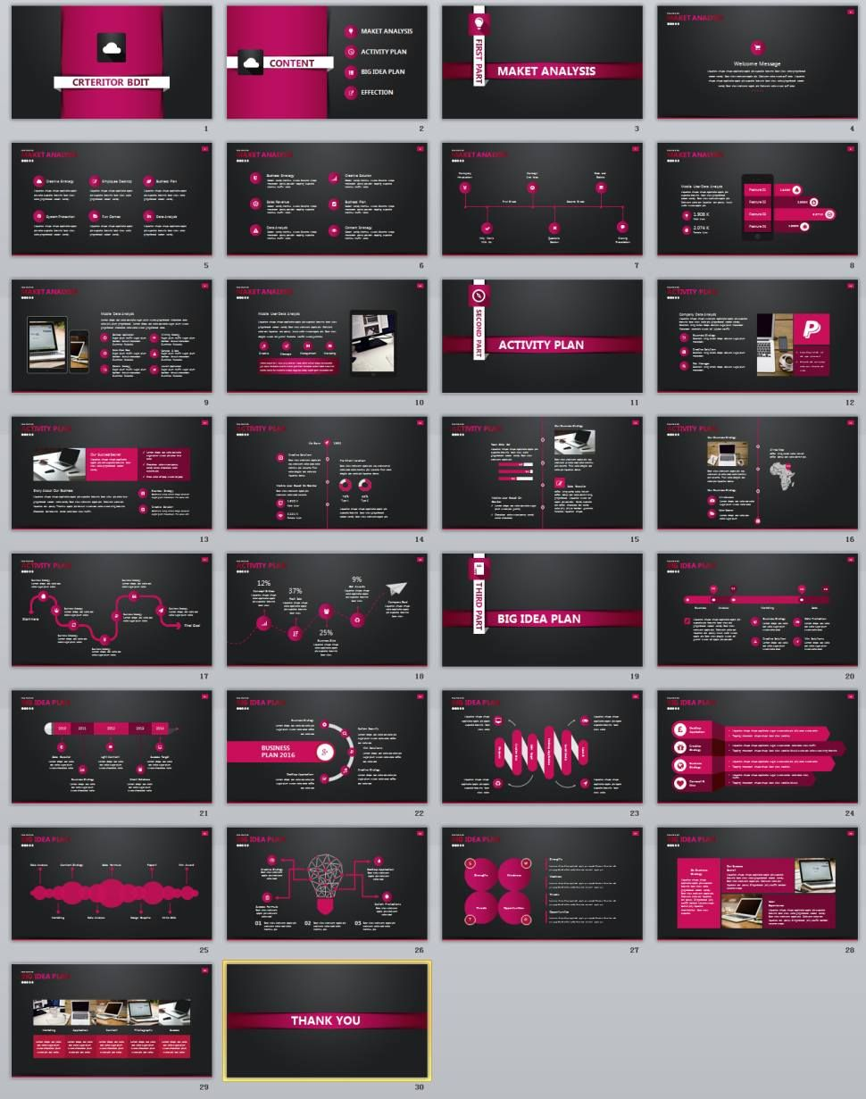 30 business plan powerpoint templates pinterest business 30 business plan powerpoint templates powerpoint templates and keynote templates accmission Image collections
