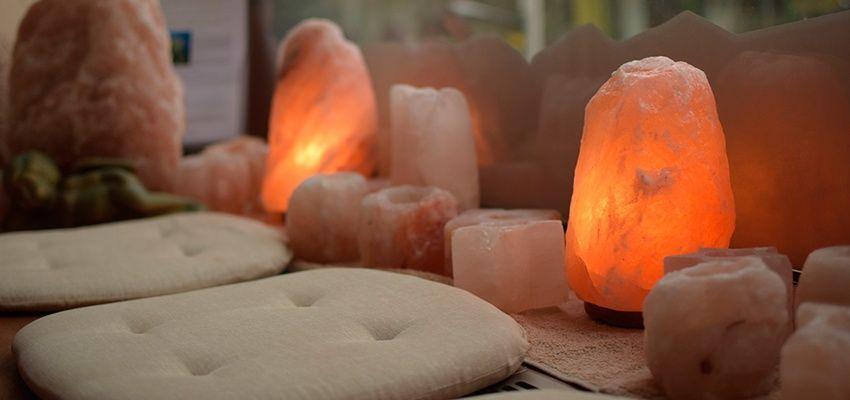 Les Bienfaits Des Lampes De Sel De L Himalaya Lampe De Sel