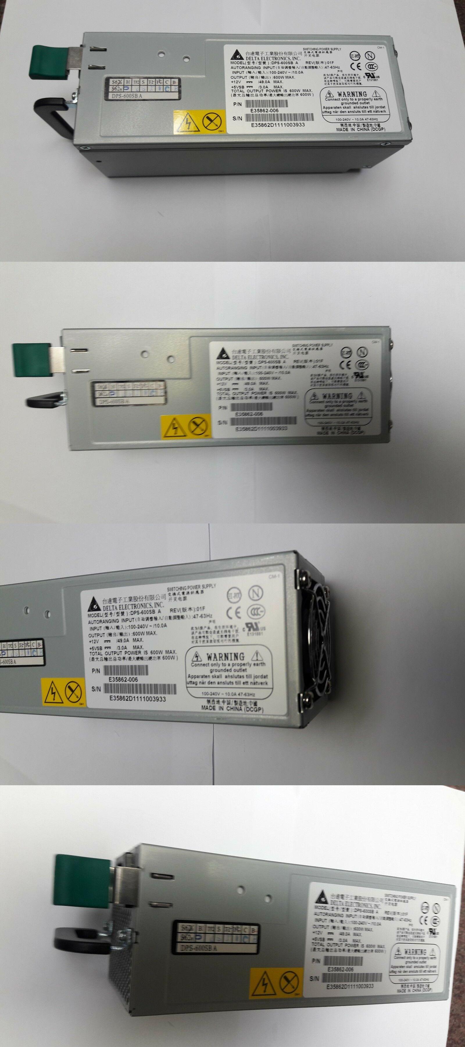 Intel Appt600whpsu Dps 600sb A 600w Power Supply Module E35962 006 Power Supply Intel Ebay