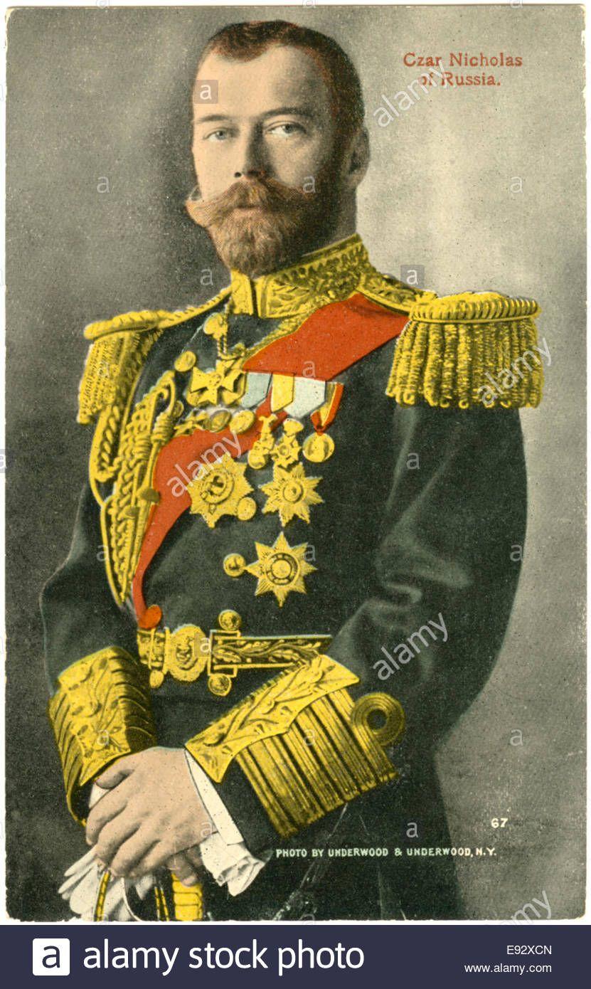 Image result for czar portrait postcard   Portrait ...