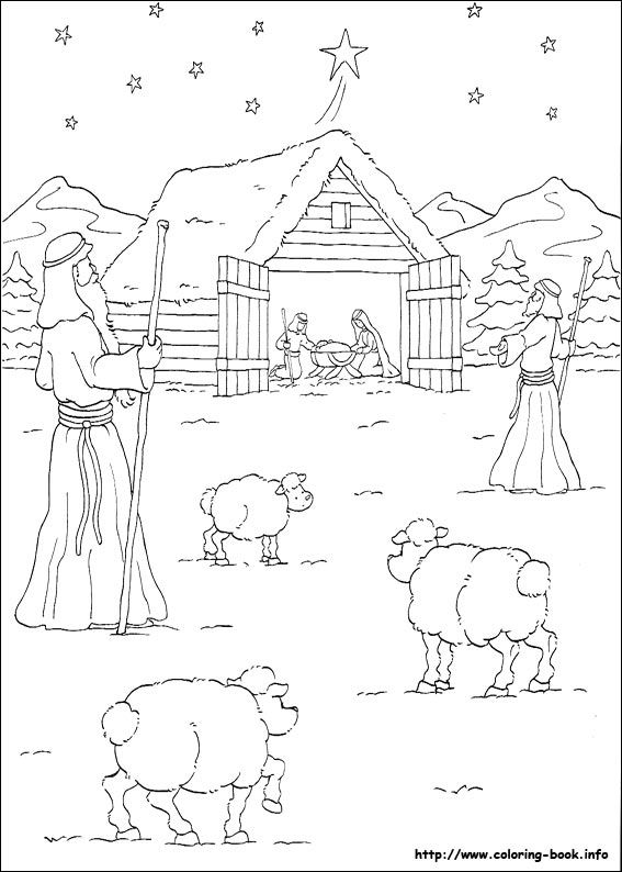 Jesus Is The Reason For The Season Coloring Pages Christmas