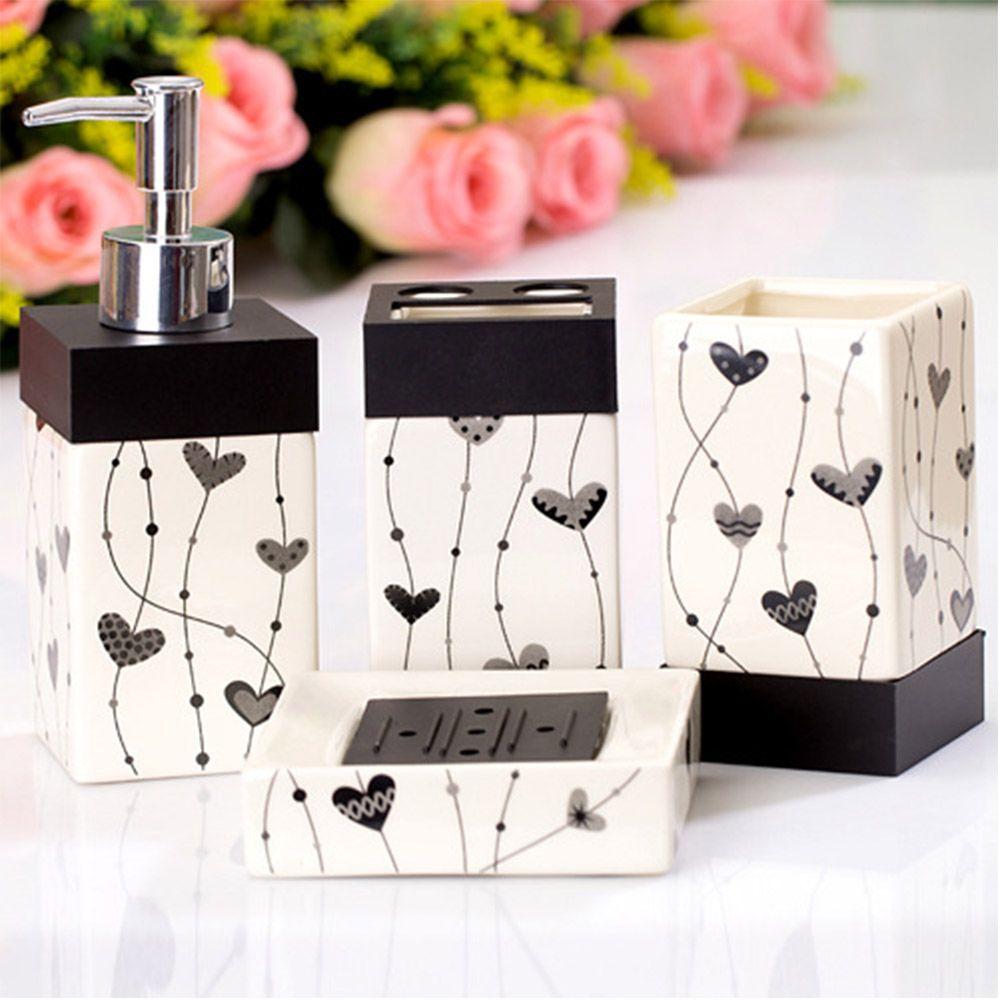 Cheapest Prices Hot sale!!Creative bathroom accessories Ceramics ...
