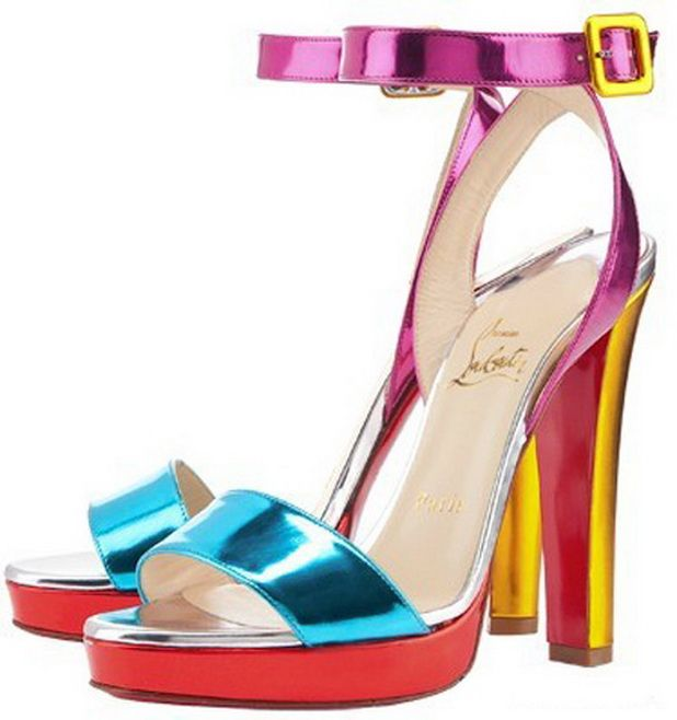 christian louboutin shoes spring summer 2012
