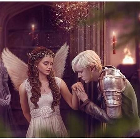 Romeo And Juliet Dramoine Ooh This Picture Is Pretty And The Fact That It S A Throwback To Old Romeo And Dramione Harry Potter Spruche Harry Potter Lustig