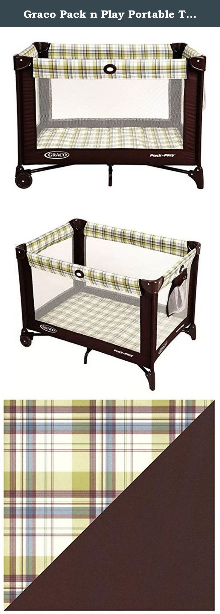 Baby crib playard - Graco Pack N Play Portable Travel Baby Crib Playpen Bassinet Ashford Playard The Graco Pack