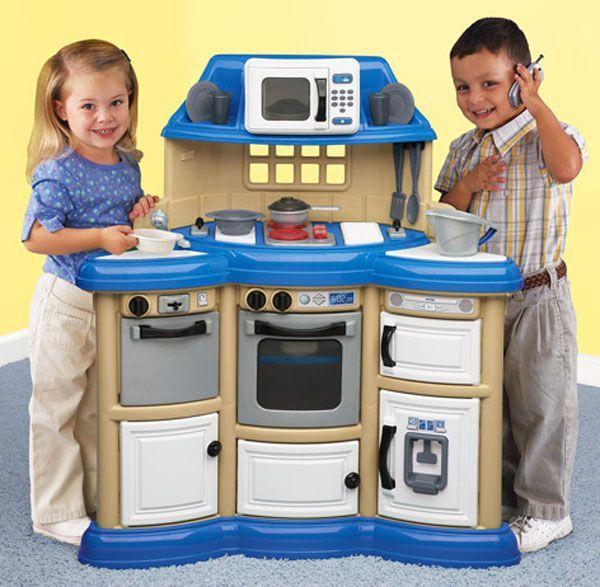 Walmart Play Kitchen Sets Best Children Toys Pinterest
