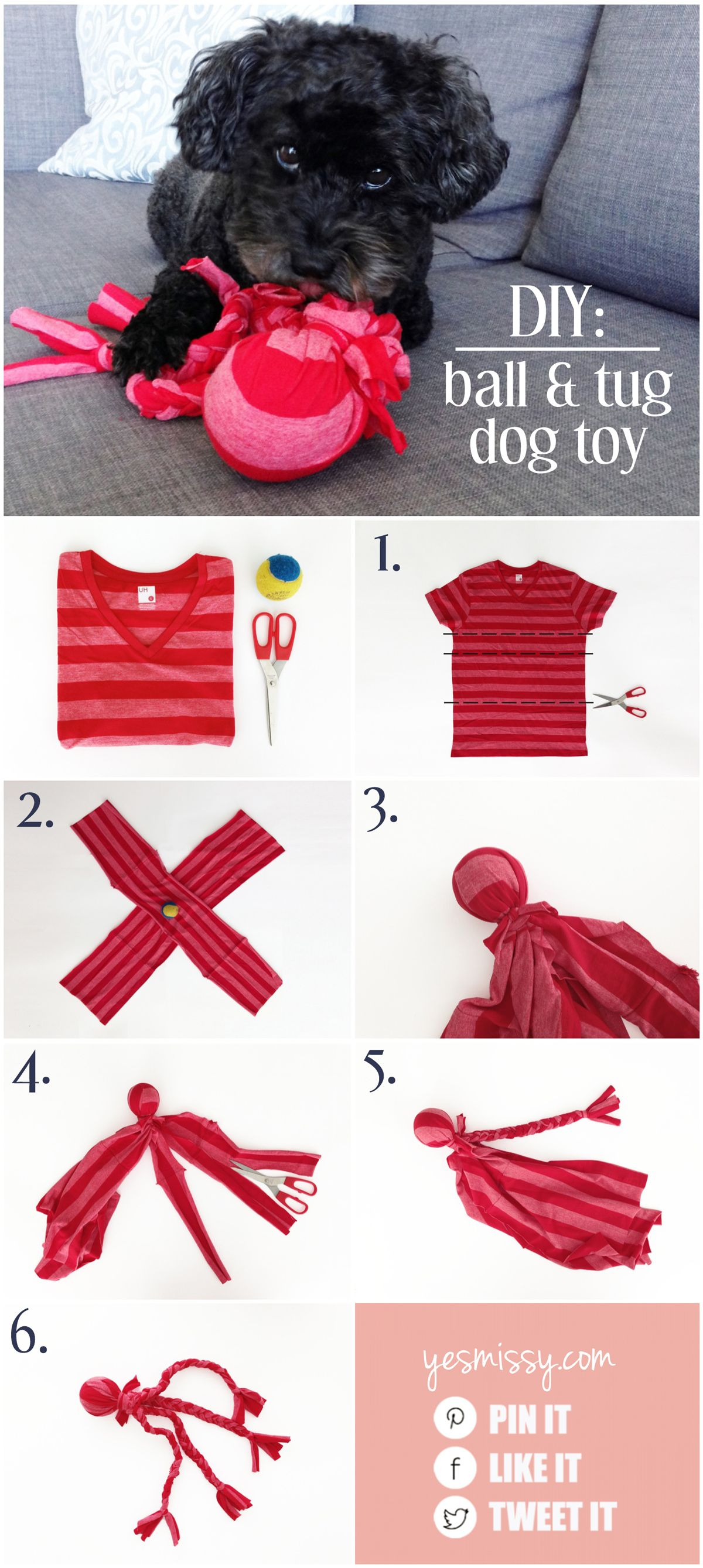 6233ef237b What to do with old t shirts - 15 ways to upcycle your old tees ...