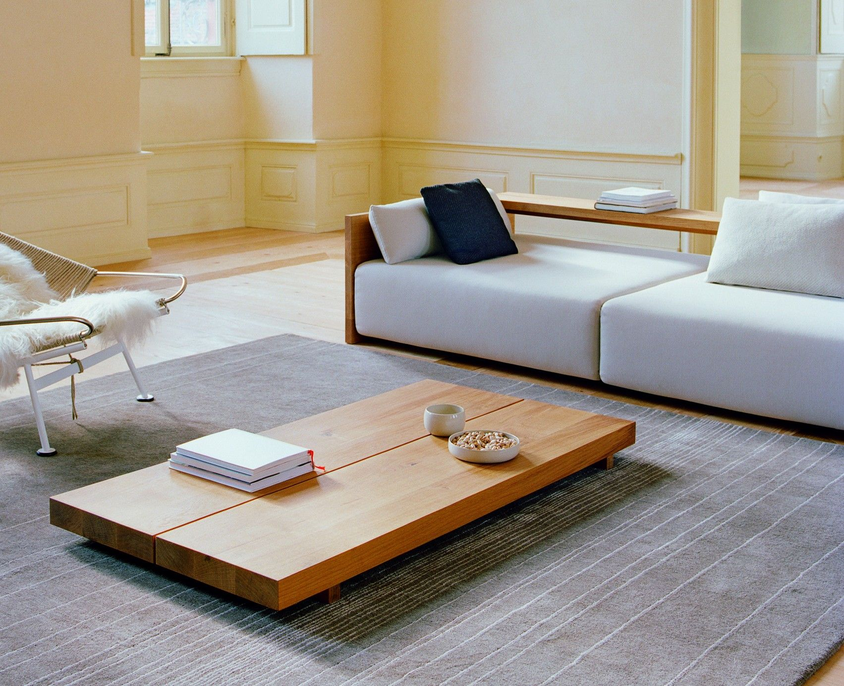 In Its Form And Material, The Kashan Sofa Epitomizes The