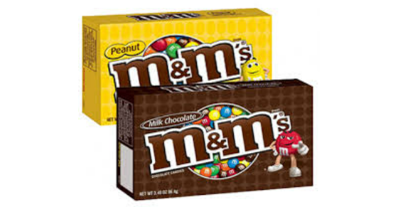 image about Meijer Printable Coupons named Meijer: MM Theatre Box Sweet only $.50 each individual w Printable