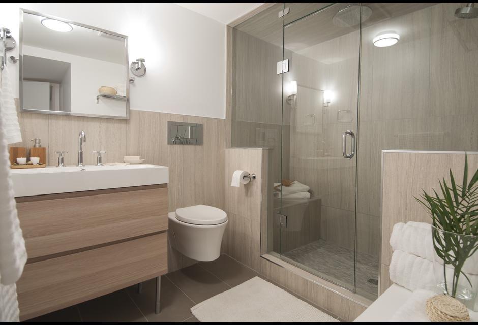 Income Property | Bathroom Ideas | Bathroom, Basement ...