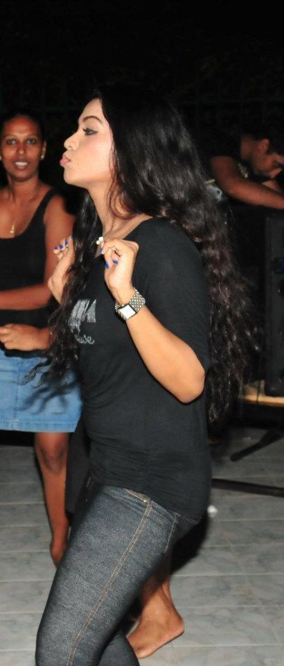 Sri Lanka Actress Sheryl