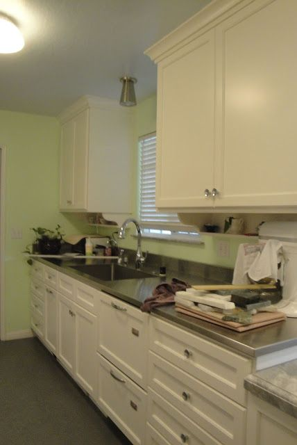 Extra Deep Countertops Kitchens Forum Gardenweb Kitchen Cabinet Remodel Countertops Kitchen
