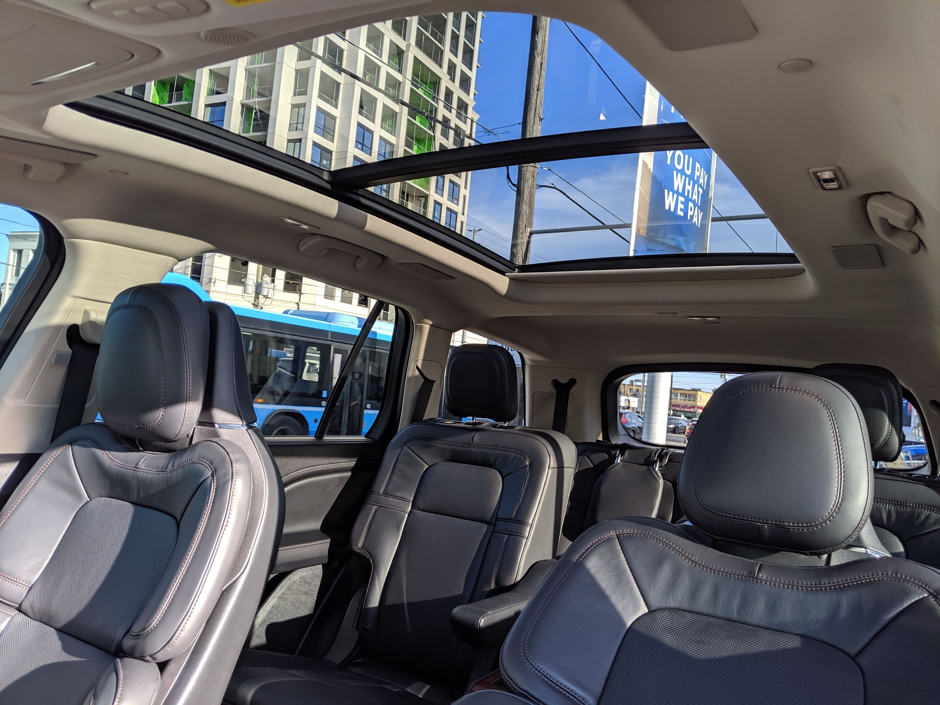 Panoramic Sunroof In 2020 Lincoln Aviator In 2020 Lincoln
