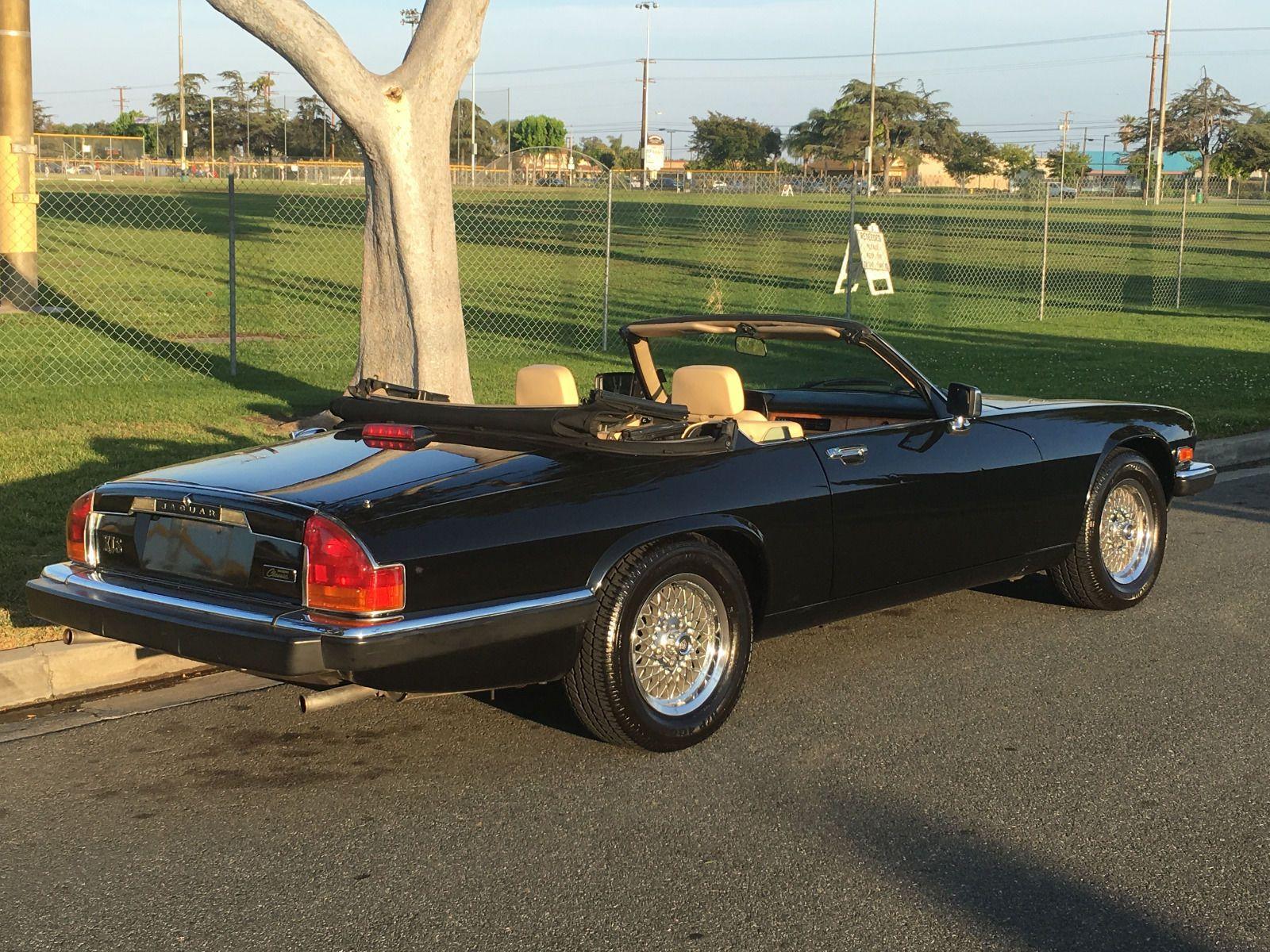 1990 Jaguar XJ S Convertible