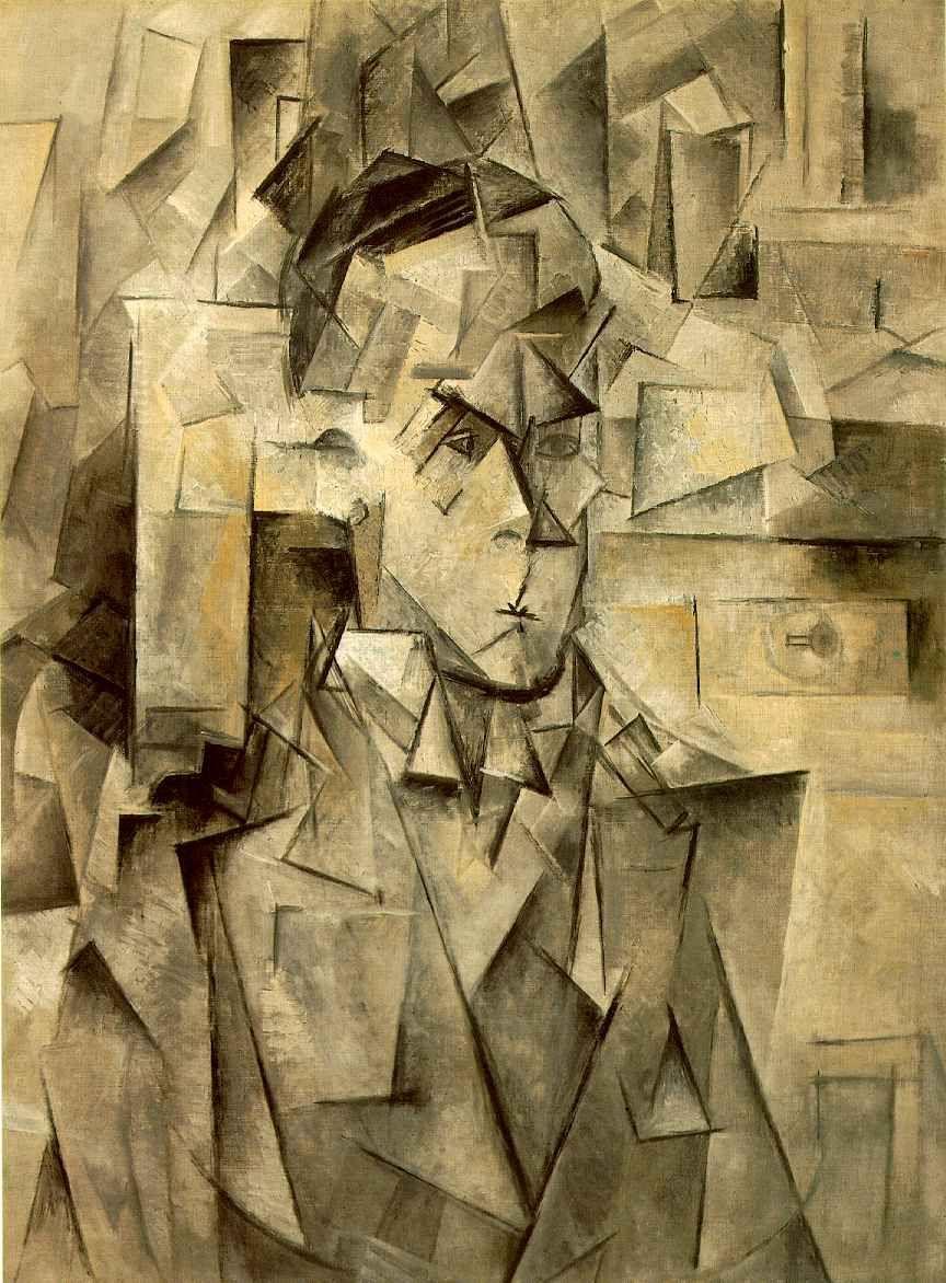 Picasso Picasso Retratos Cubismo De Picasso Retrato Cubista