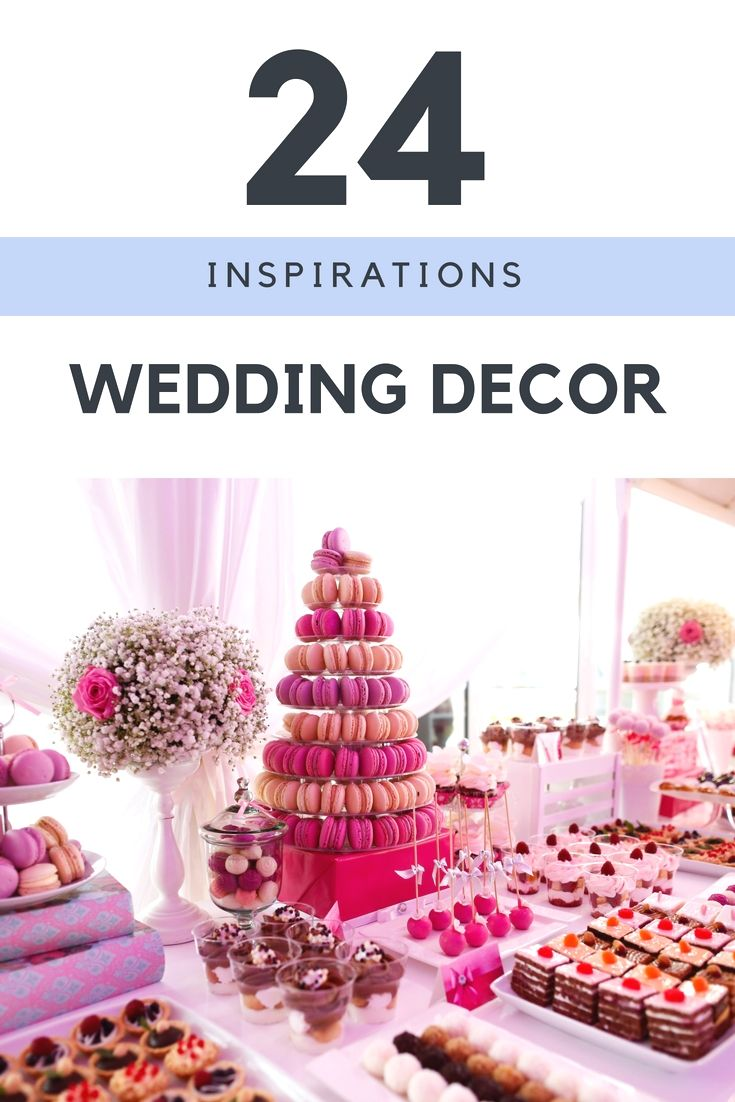 Stunning Wedding Decor Ideas Album - Awesome And Low-cost Wedding ...