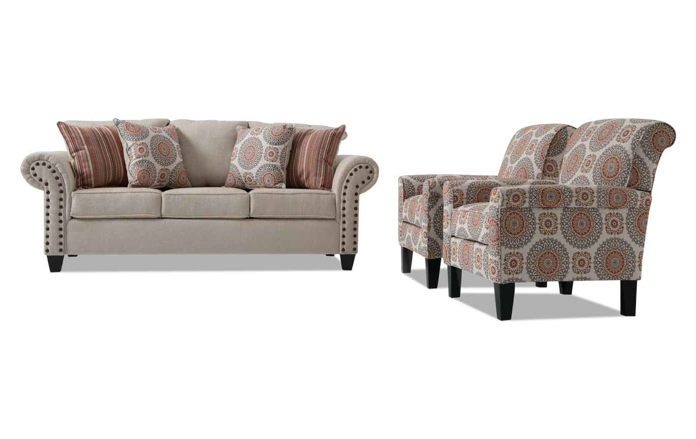 Groovy Artisan Sofa Accent Chairs Furniture Living Room Sets Onthecornerstone Fun Painted Chair Ideas Images Onthecornerstoneorg