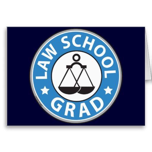 Law School Graduation Greeting Cards