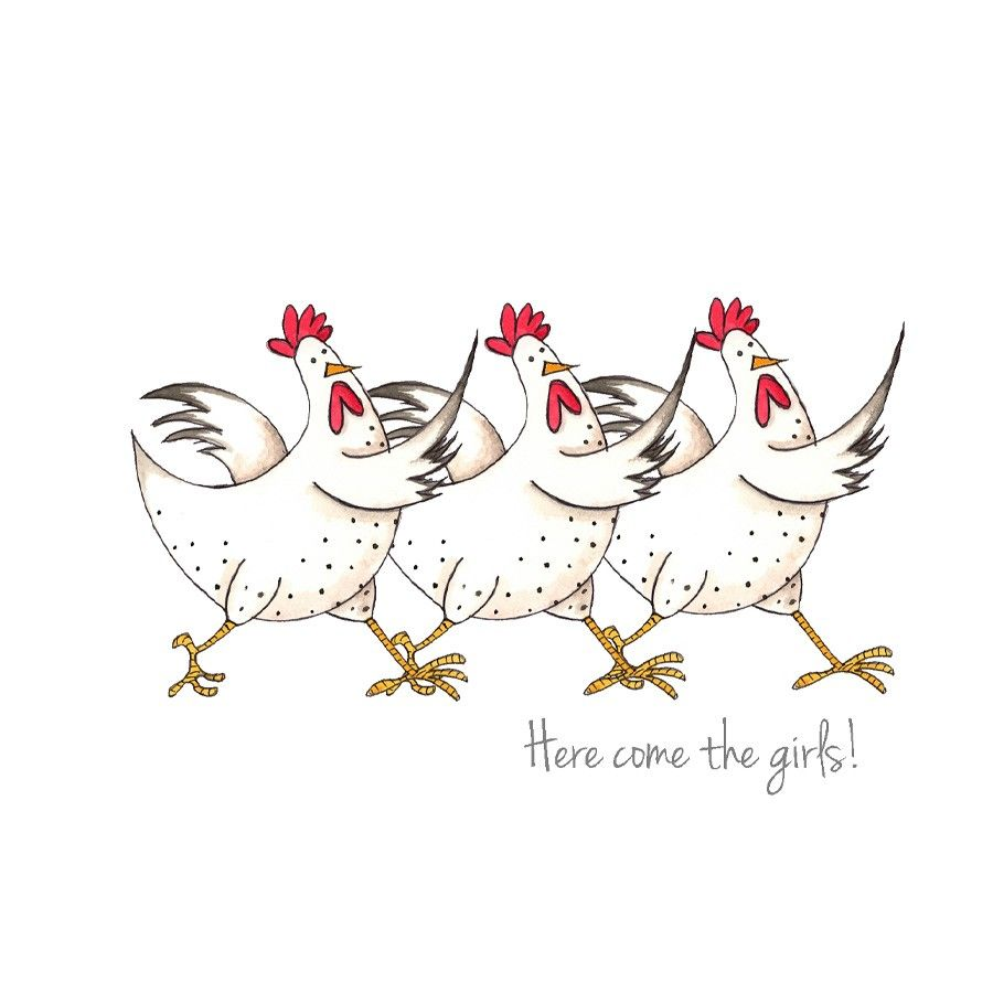 Here Come The Girls!