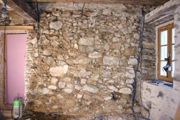 Réaliser un enduit traditionnel à la chaux en 3 couches en intérieur - comment faire des fondations pour une maison